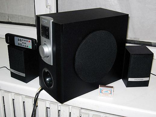 инструкция Microlab M930 - фото 7